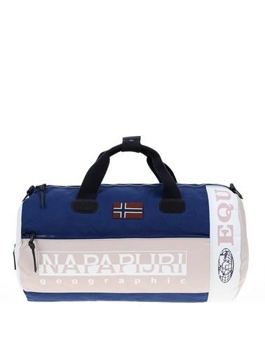 Napapijri Spor Çantası Mavi